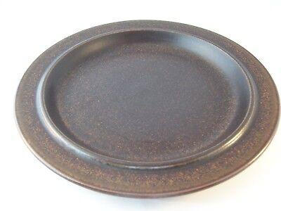 Vintage Arabia Finland Ruska Ulla Procope Pottery Dinner Plate Retired ~ A