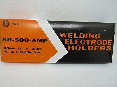 Welding Electrode Holder 500-amp Rs101