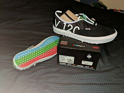 """Vans X Bodega """"Blank Tape"""" ComfyCush Authentic VHS men's 13 limited sold out"""