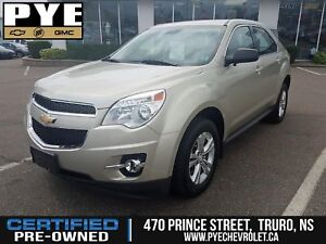 2014 Chevrolet Equinox LS - BLUETOOTH, A/C, CRUISE, 89,000KMS!