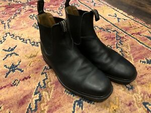 Blundstone Boots Leather Australia mint