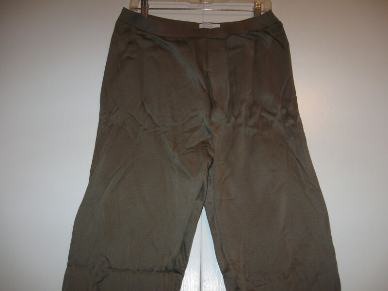 New USGI Polypro Cold Weather Drawers Pants ECWCS Thermal Army Brown XX-Large