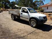 Holden Rodeo 2wd 3.5 V6 manual trayback ute Gosnells Gosnells Area Preview