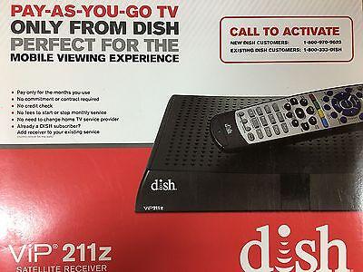 Dish Network Vip211z High Definition Satellite Receiver