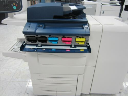 Xerox Color C60 Digital Press Production Printer 65PPM ONLY 3,000 PRINTS TOTAL