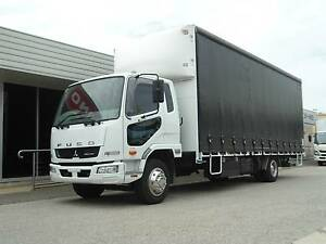 Fuso FK600 Fighter Curtainsider Regency Park Port Adelaide Area Preview