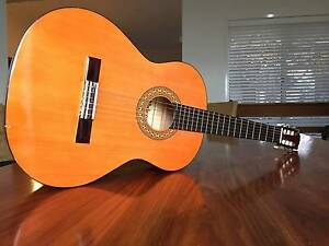 Valencia TC-40 Classical Guitar with Soft Gig Case Indented Head Outer Geelong Preview