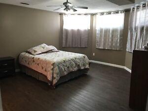Bedroom with 4 piece ensuite