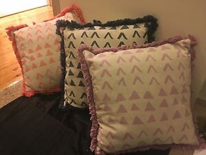 Cushions - set of 3 Canberra City North Canberra Preview