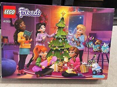 LEGO Friends Advent Calendar 41353, New 2018, Small Building Toys [Original]