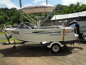 Awesome runabout fully kitted and ready to hit the reef Caravonica Cairns City Preview