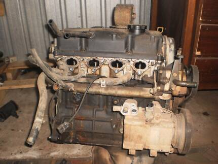 Hyundai Excel Engine