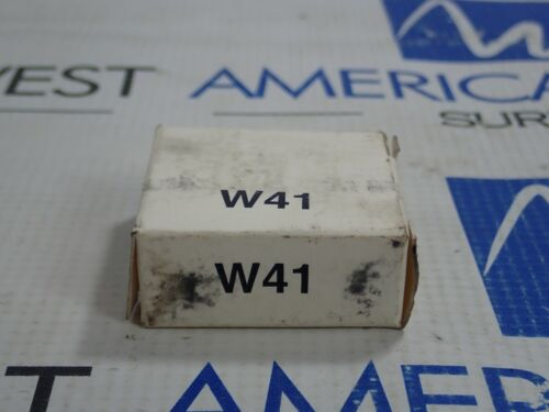 W41 Allen Bradley Heater Element *NEW IN BOX* Lot of 3