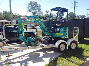 EARTHMOVING COMBO FOR SALE- $120k+ Petrie Pine Rivers Area Preview