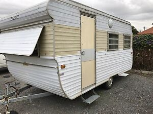 Millard 1979 Caravan (Bunks & Double bed) Brompton Charles Sturt Area Preview