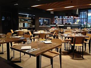 CAFE FURNITURE SYDNEY - BEST RANGE & BEST QUALITY- BEST PRICES Revesby Bankstown Area Preview