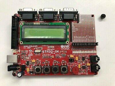 Iar Systems Stm32-sk Rev.b Usb Serial Vga X2 Rs232 Olimex Dev