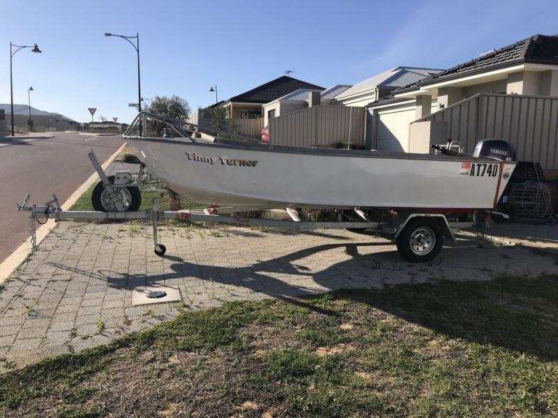 5m Custom made Ali dinghy