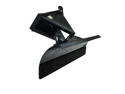 48 Dozer Blade 4way Plow For Mini Skid Steer For Toro Dingo Boxer Ditch Witch