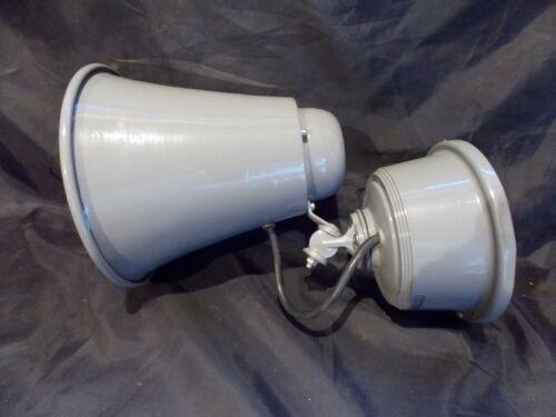New Edwards GS Duotronic Horn 5520-N5 Audiable Door foam Hor shell system 120v