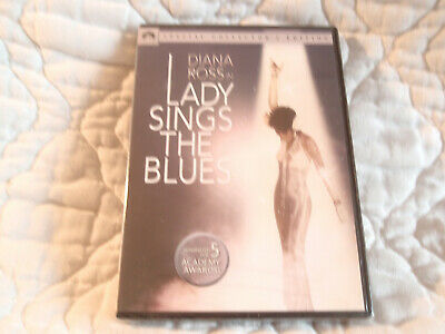 LADY SINGS THE BLUES DVD NEW WS DIANA ROSS BILLIE HOLIDAY BILLY DEE (Billy Dee Williams Lady Sings The Blues)