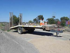 5 Ton Plant Trailer Whyalla Norrie Whyalla Area Preview
