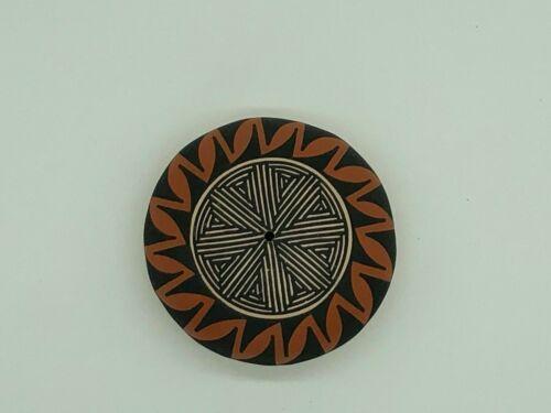 Native American Acoma Pottery Seed Bowl Alicia Kelsey/Chino