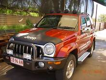2002 Jeep Cherokee Limited Wagon 4X4 Alice Springs Alice Springs Area Preview