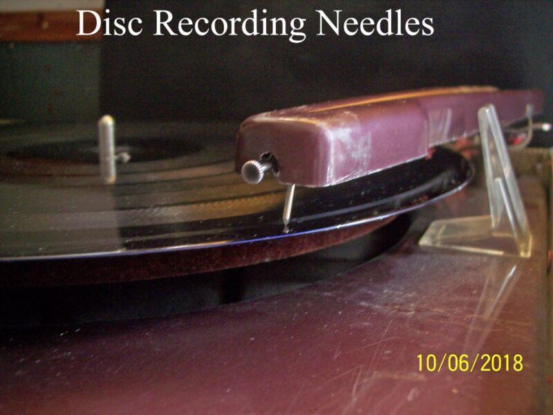 Rek-O-Kut Embossing or Recording Tungsten Carbide  record lathe needle Presto