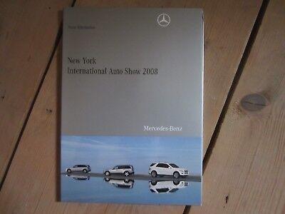 Mercedes-Benz IAS NEW YORK 2008 -Exclusive Edition für Sammler-