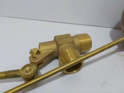 Robert R400-5 BOB Brass float Assembly