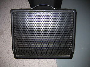 Yorkville Stage 120BX Bass Cabinet