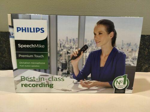 Philips SpeechMike Premium Touch - SMP3700 - Push Button