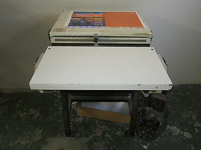 Renz Super 500 Paper Punch 4-1 Oval Die - Like James Burn Or Sickenger Or Gbc