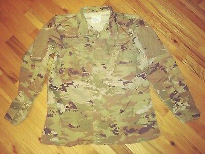 US ARMY MULTICAM COMBAT UNIFORM JACKET, COMBAT, 39 REG, USED, CLEAN!!