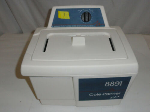 Cole Palmer 8891 ultrasonic cleaner heater and mechanical timer