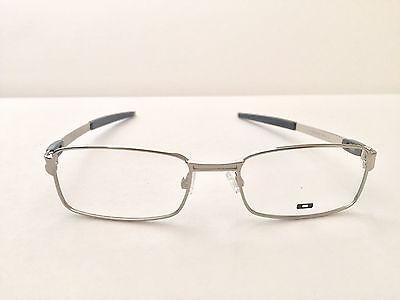 NEW Designer Oakley TUMBLEWEED chrome OX3112-0253 RX eyeglasses frames #4