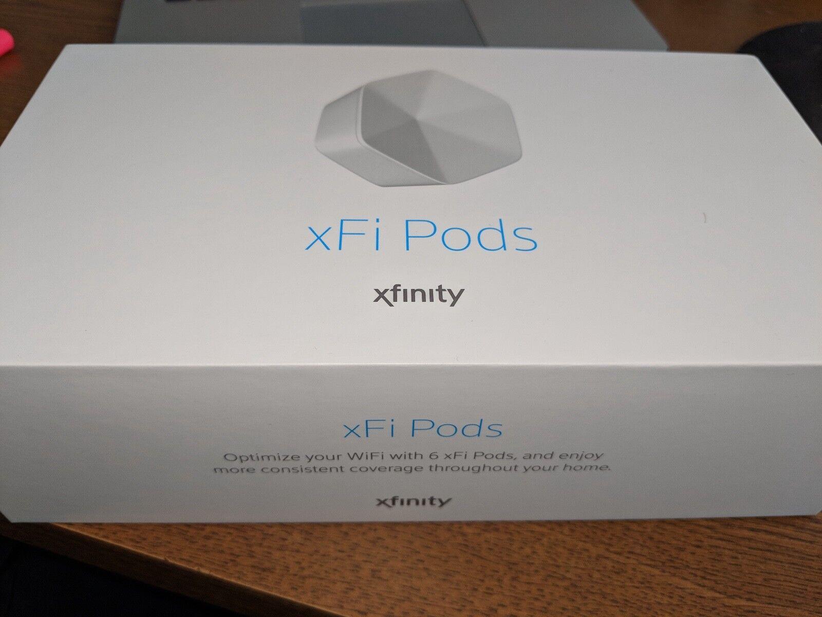 Comcast xfinity xFi wifi Pod