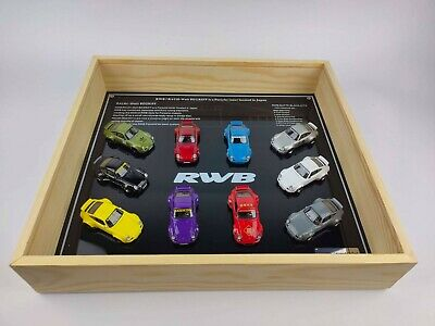 Model Collect 1:64 RWB 930 Black Diecast box set limited 99 set in worldwide