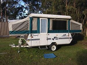 Jayco swift camper Gulmarrad Clarence Valley Preview