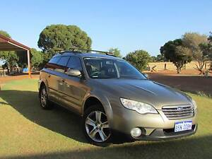 2007 Subaru Outback Wagon Pinjarra Murray Area Preview