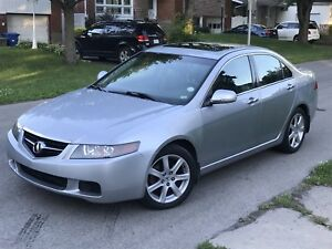 Acura TSX 2004 pas accidentée