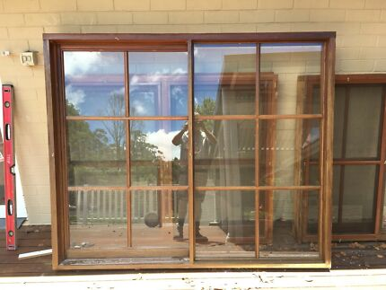 Red Cedar window frames