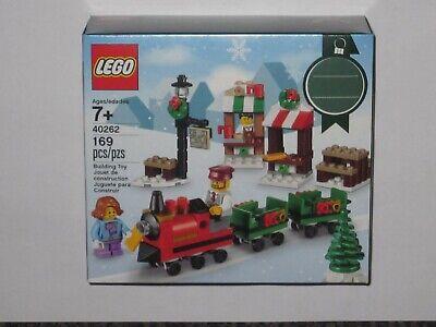 LEGO 40262 Season Christmas Train Ride, new, factory sealed, FREE Shipping!