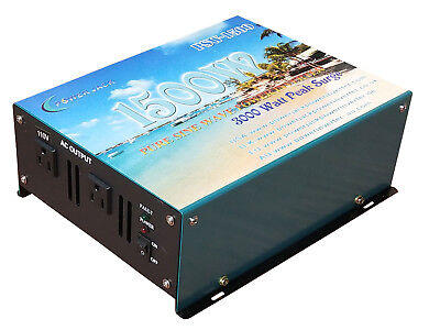 3000w surge power pure sine wave power inverter DC 12VAC 110V 120Vcar direct