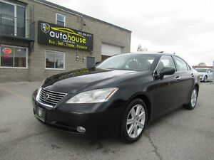 2009 Lexus ES 350 NAVI,LEATHER,SUNROOF,BACK CAMERA