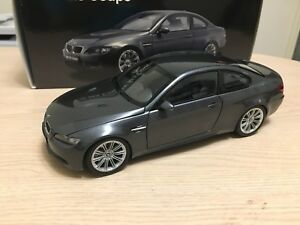 1:18 BMW M3 Coupe Kyosho diecast