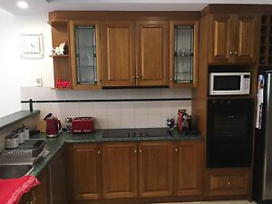 Solid Timber Kitchen Greenwith Tea Tree Gully Area Preview