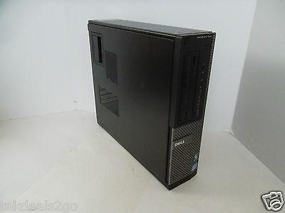 Dell DT Optiplex 790 Intel Core i3-2100 CPU 3.1GHz 4GB 250GB  Win7 Wi-Fi DVDRW