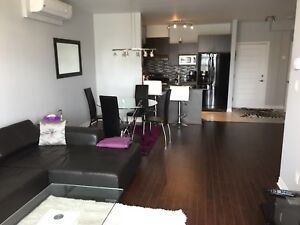 LAVAL NEW CONDO FURNISHED LUXURIOUS ALL INCLUDED
